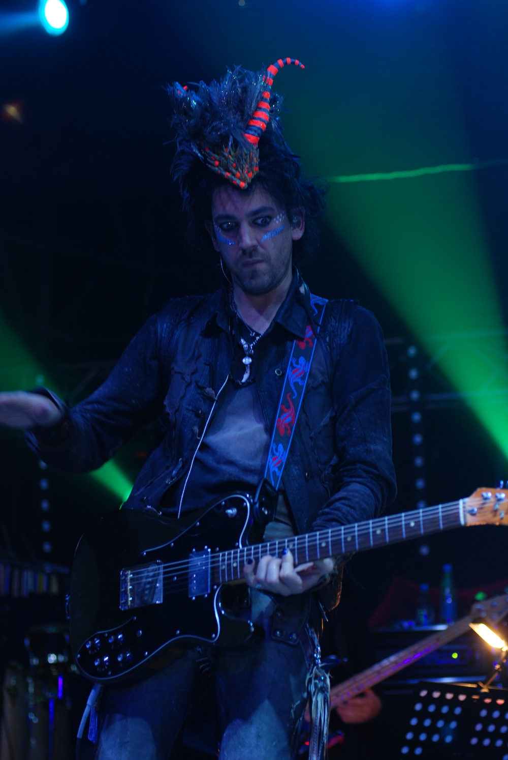 Shpongle live in Moscow [клуб Milk]