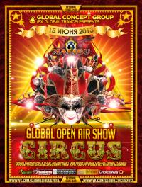 (�������) GLOBAL CIRCUS SHOW 2013 (Open Air)