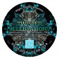 TWISTED CELEBRATIONS (Night People Rec. ��� ��������� Dreams Catchers)