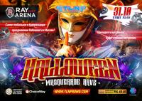 (�������) - HALLOWEEN MASQUERADE RAVE (T.L.N. PROMOTION)