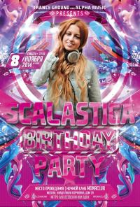 (�������) - SCALASTICA BIRTHDAY PARTY (Trance Ground & Alpha Music)